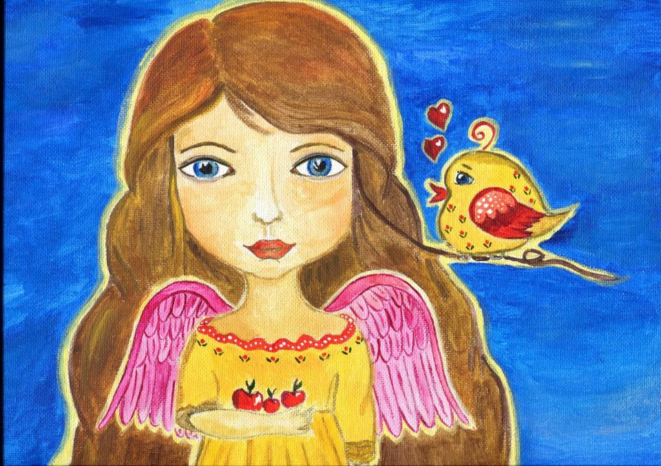 Ангельские картины