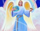 Archangel Michael, 4/12/08, 1:39 PM,  8C, 4624x6102 (599+564), 88%, Custom,   1/8 s, R88.6, G81.5, B103.1